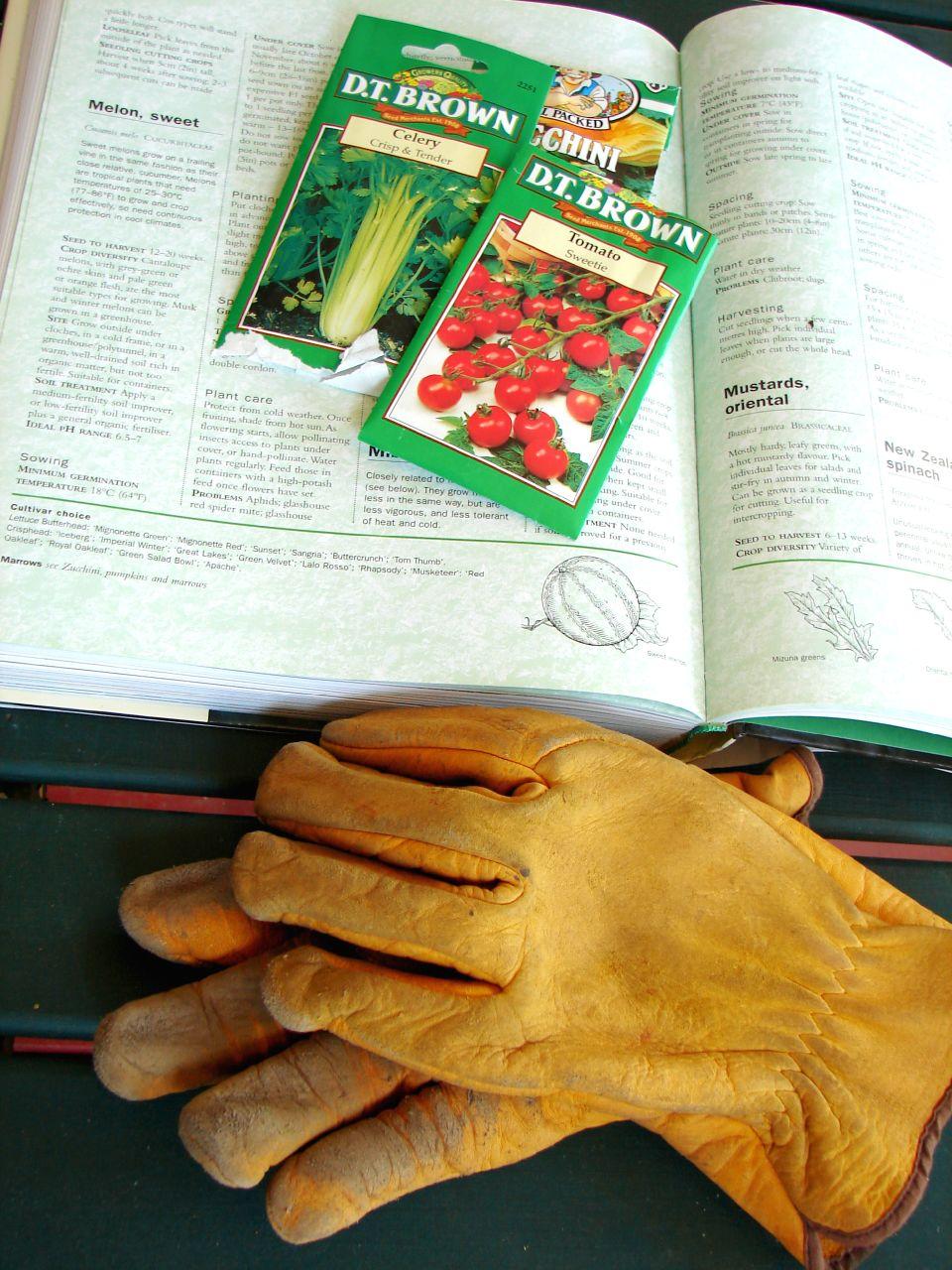 Books On Planting A Vegetable Garden
