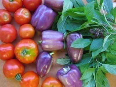 garden cooking