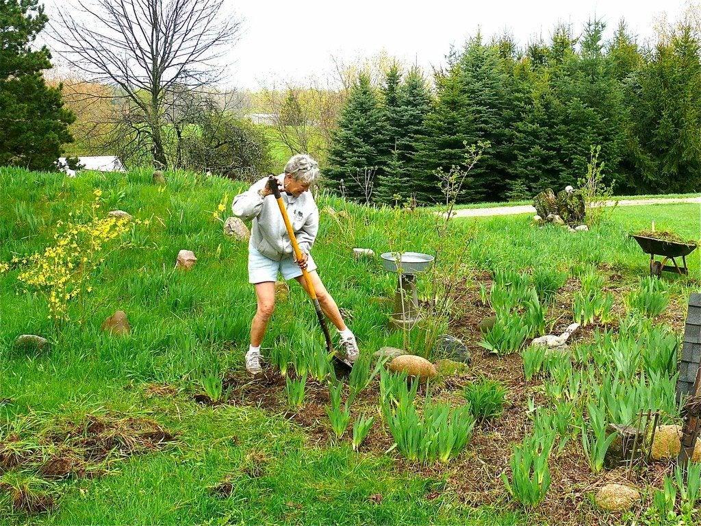 Garden For Health Benefits Of Gardening Exercise