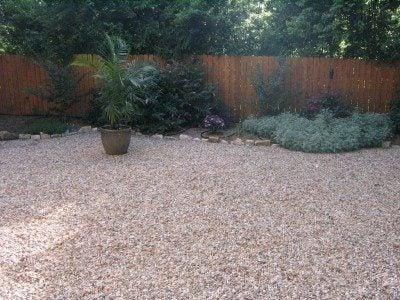 Non plant alternatives to lawn grass