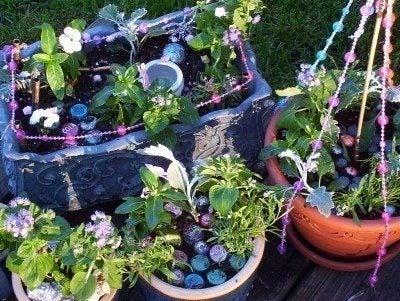 Fairy gardens – how to make your garden into a fairy sanctuary