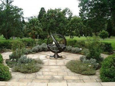 botanical herb garden
