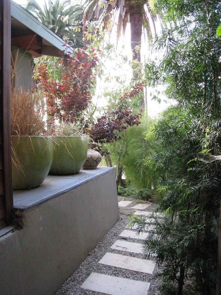 hardscape gardening