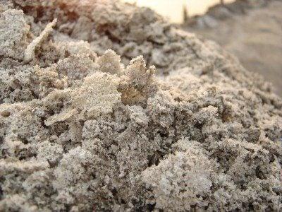 salt-formations