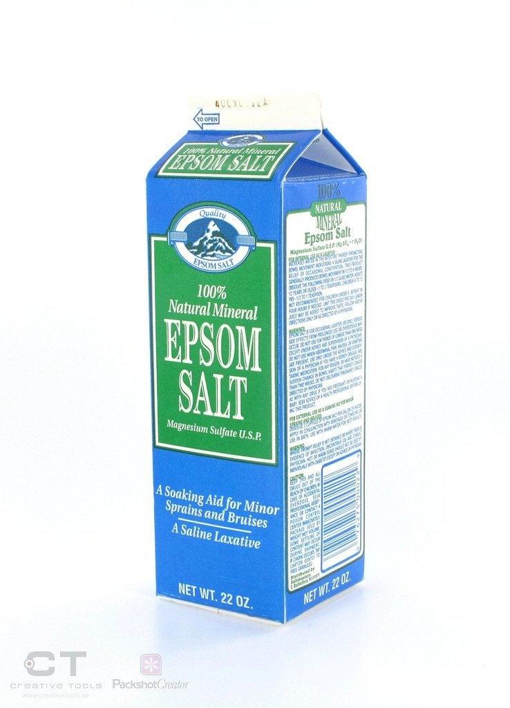 Epsom Salt In Gardening Is Epsom Salt Good For Plants