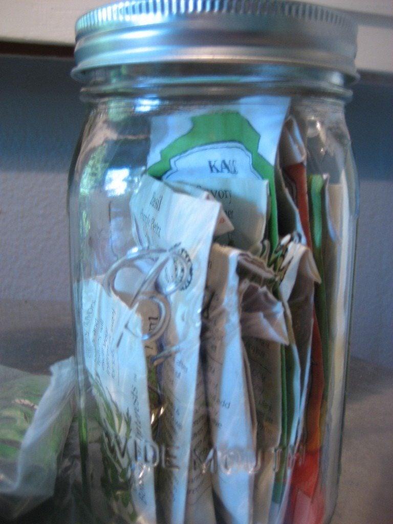 Seed Storage How To Keep Seeds