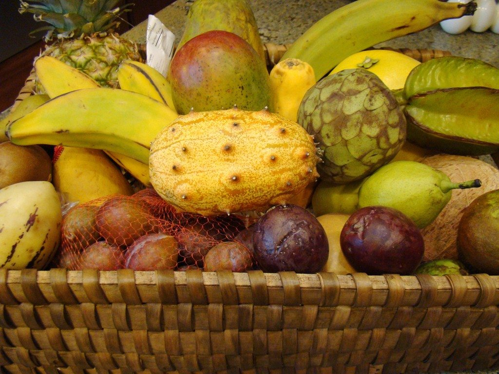 Exotic Fruit Growing: Learn About Different Tropical Fruit ...