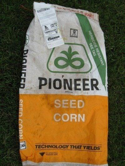 gmo-seed-bag
