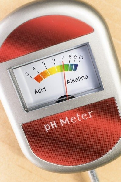 analog tool to measure ph of Alkaline Soil