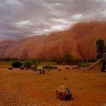 dust-storm