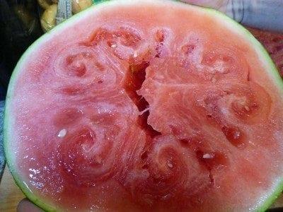 watermelon hollow heart