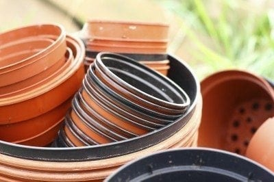 growing plants in plastic containers can you grow plants in plastic pots safely container gardens - Garden Pots