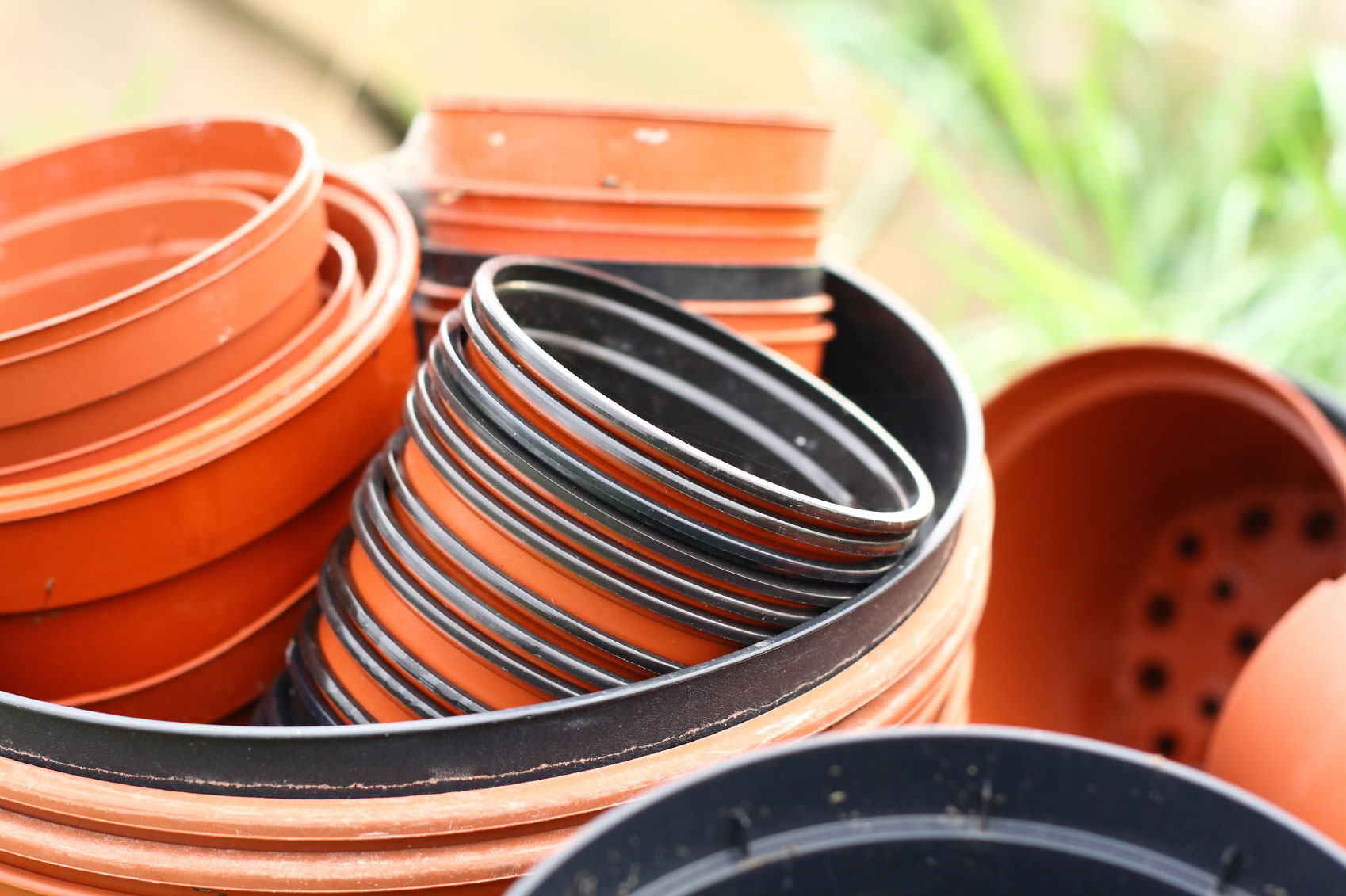 Safe Plastic Container Gardening Learn About Plants And Garden Containers