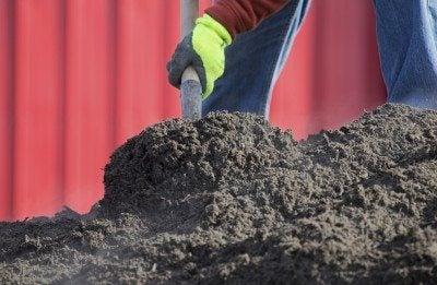 turning-soil