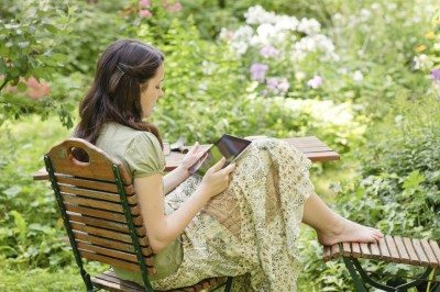 Reading Garden Ideas Tips For Creating A Reading Garden
