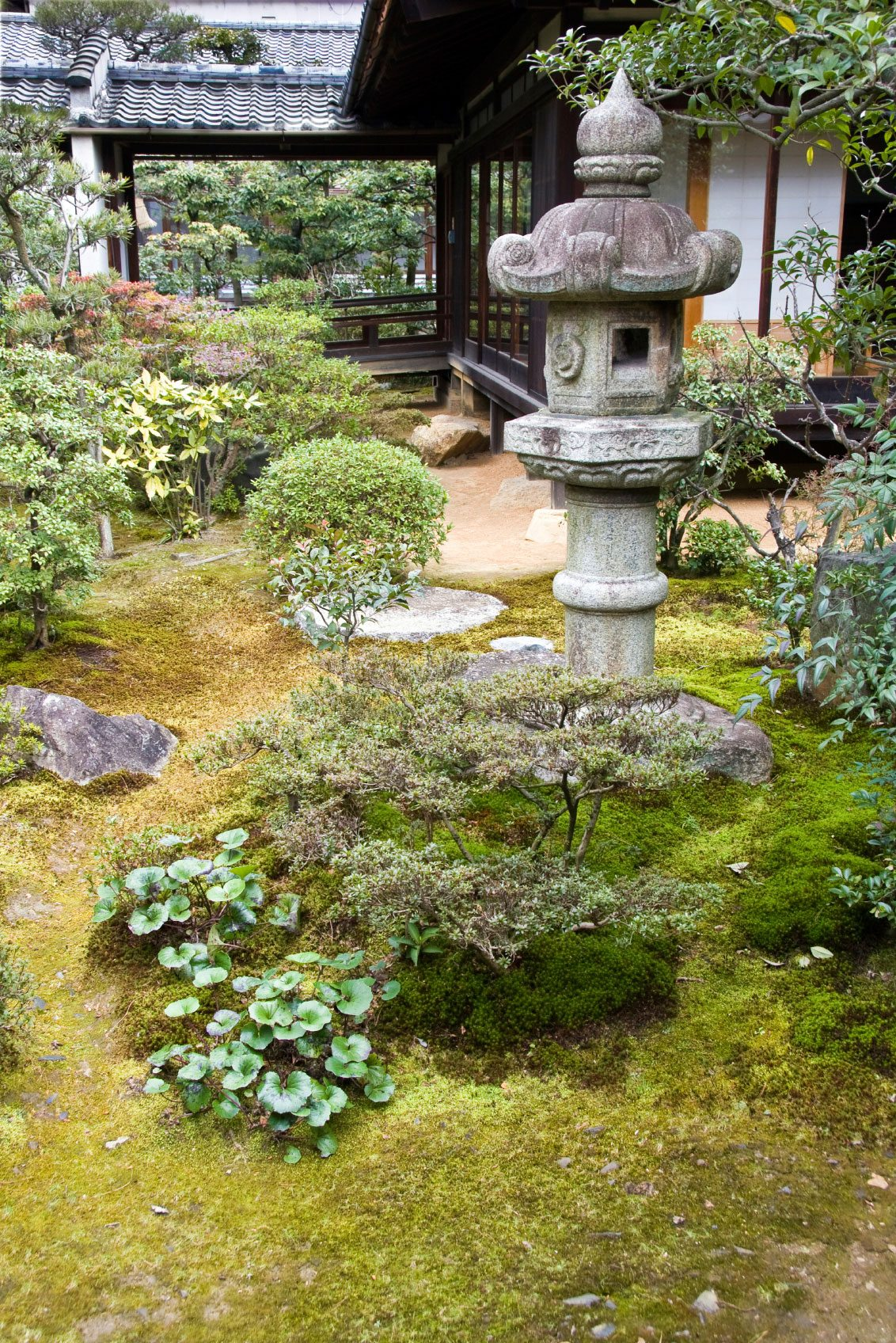 Buddhist Ceremony Traditional Japanese Garden: Information And Tips For Creating