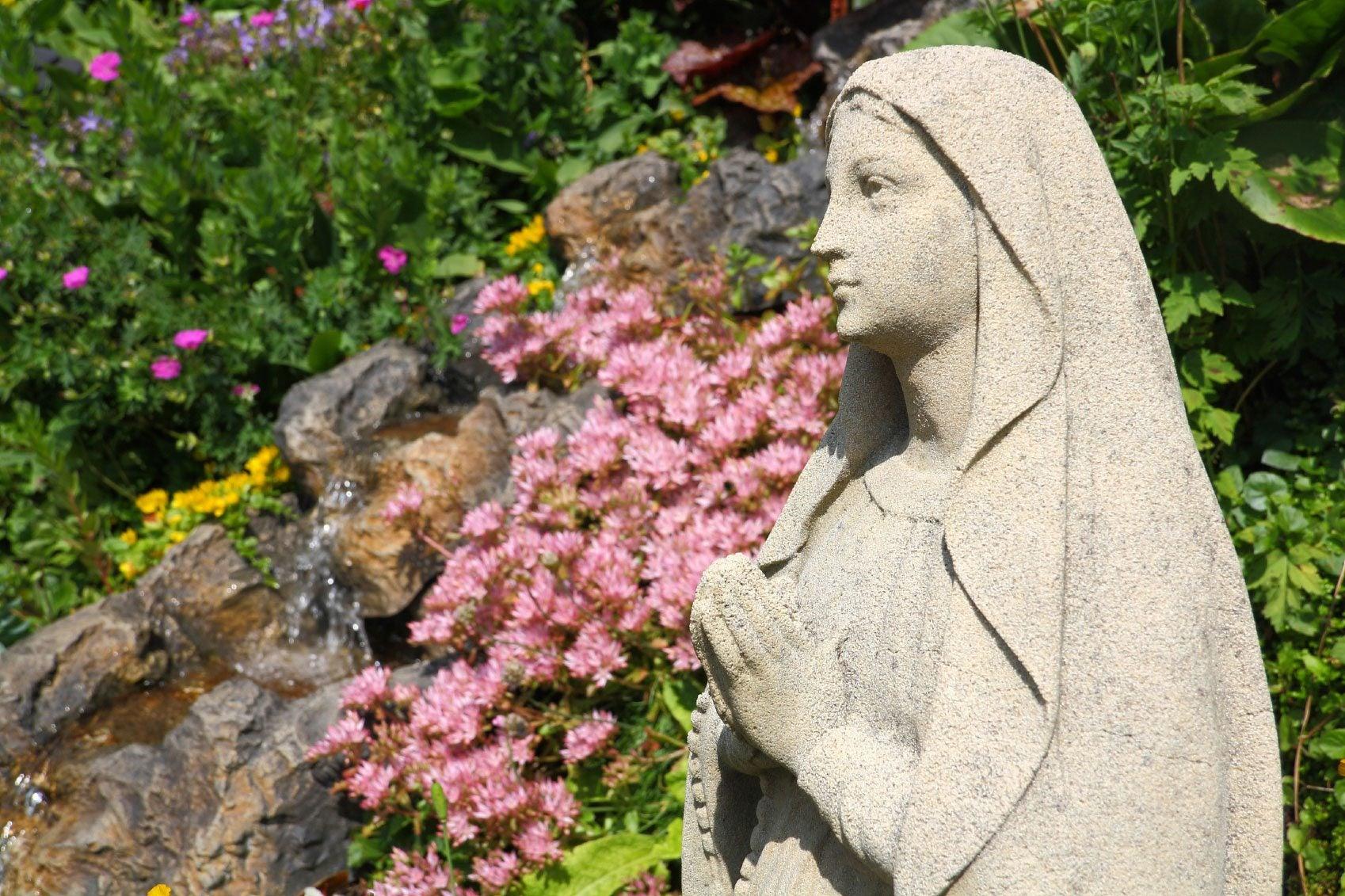 Bible garden plants how to make a biblical flower garden for Garden design bible