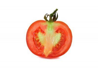 tomato green center