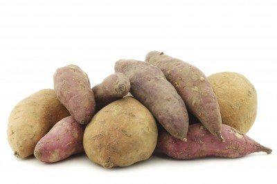 sweet potato types