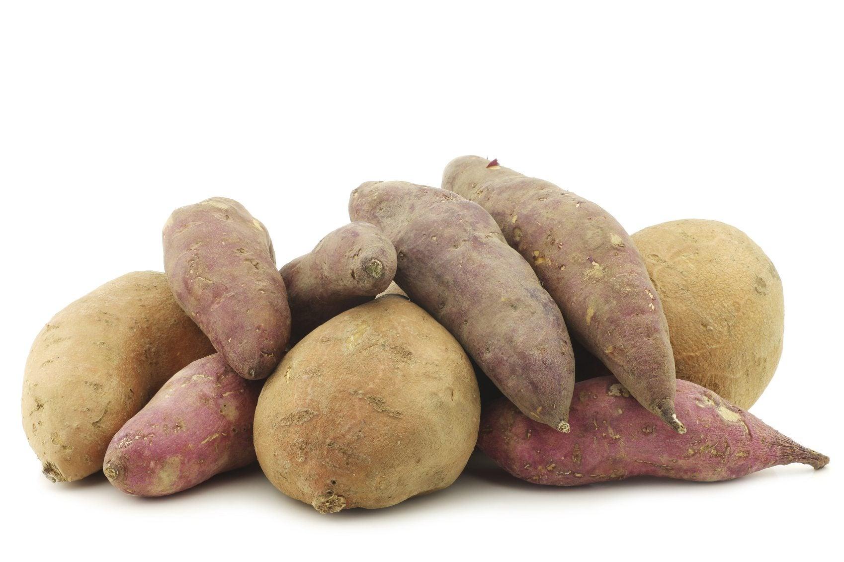 Sweet Potato Types – Growing Different Varieties Of Sweet ...