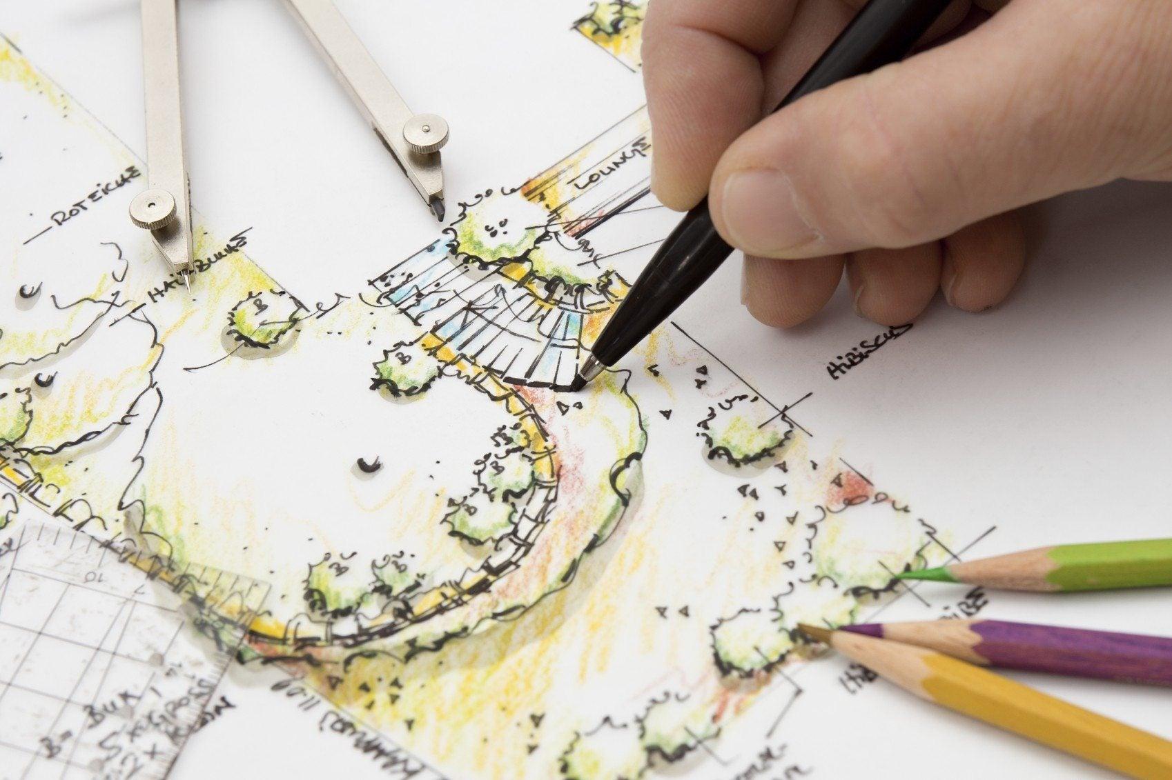 How To Find A Landscape Designer Landscape Designer Facts And