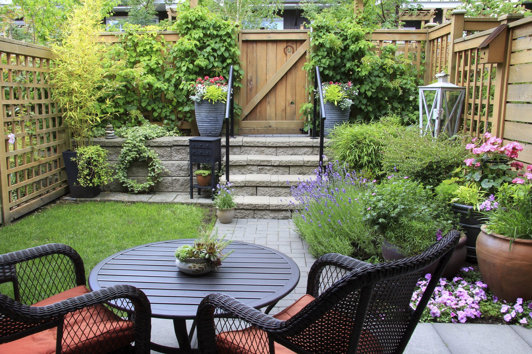 Creating A Small Garden Space - How To Make A Garden With Little Space