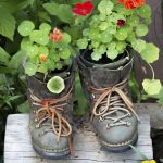 upcycled pots