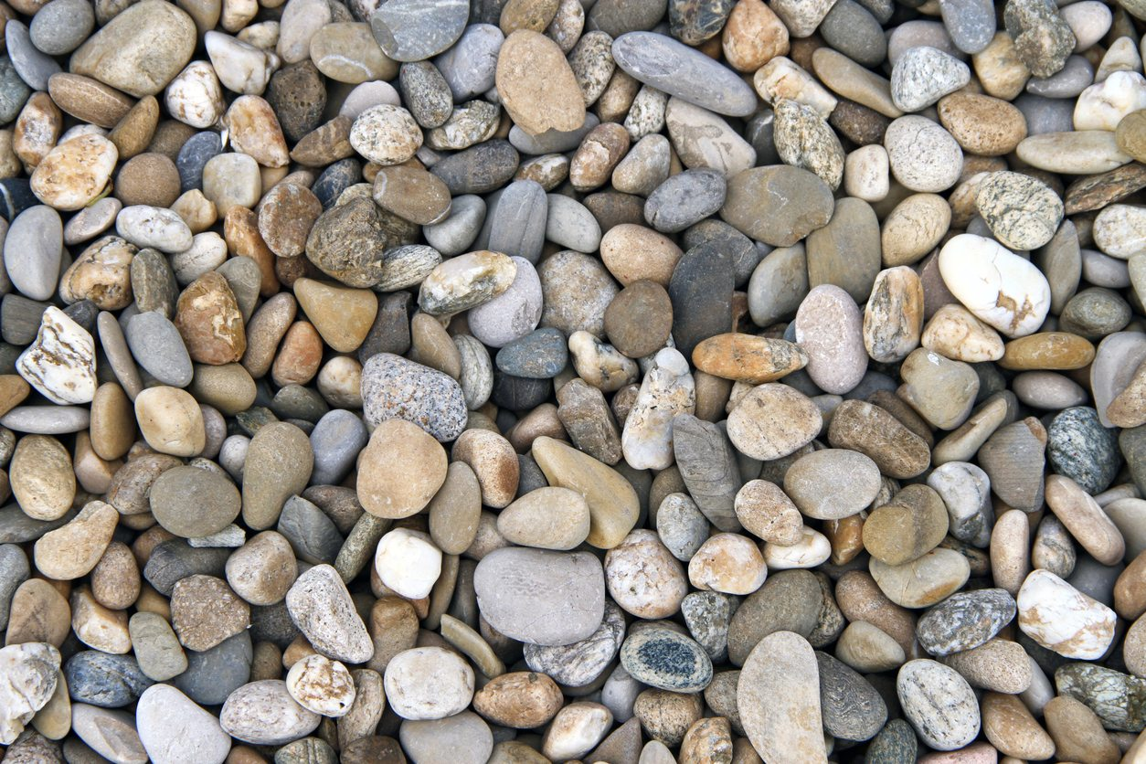 River Rock Mulch Landscape Ideas   Tips On Landscaping With Rocks And  Pebbles