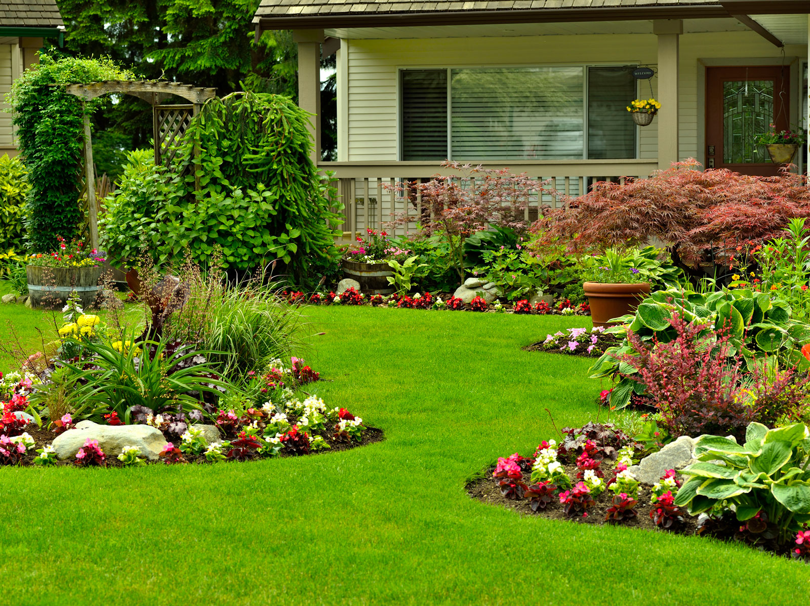 Using Repetition In The Garden: How Does Garden Repetition Work