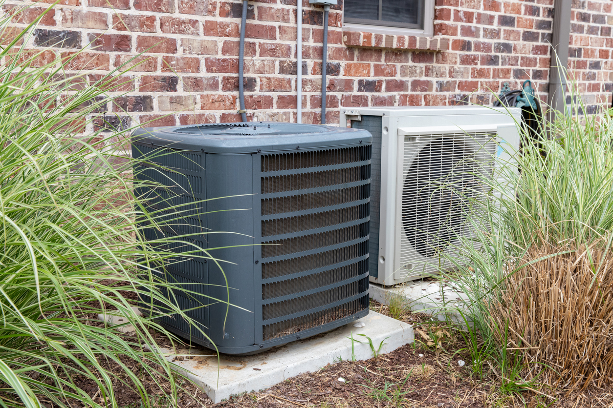 What To Plant Near Ac Unit How To Landscape Around An Air Conditioner