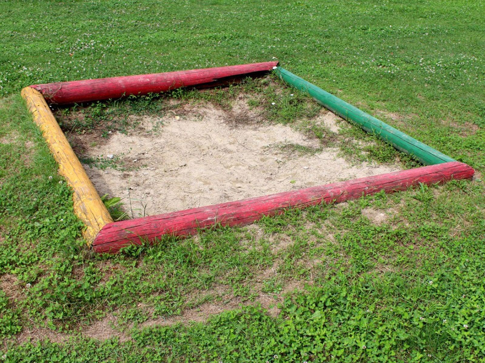 Sandbox Upcycling How To Convert Sandbox To Vegetable Garden