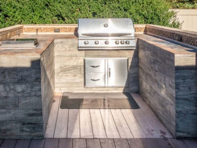 Backyard Kitchen Plans How To Have A, How To Make An Outdoor Kitchen